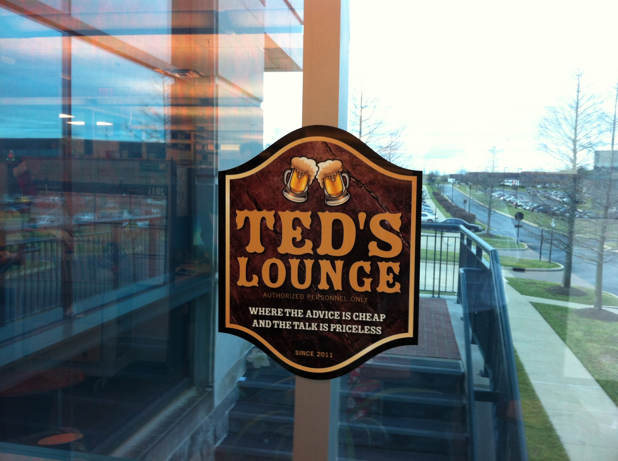Ted's Lounge #tinychallenges